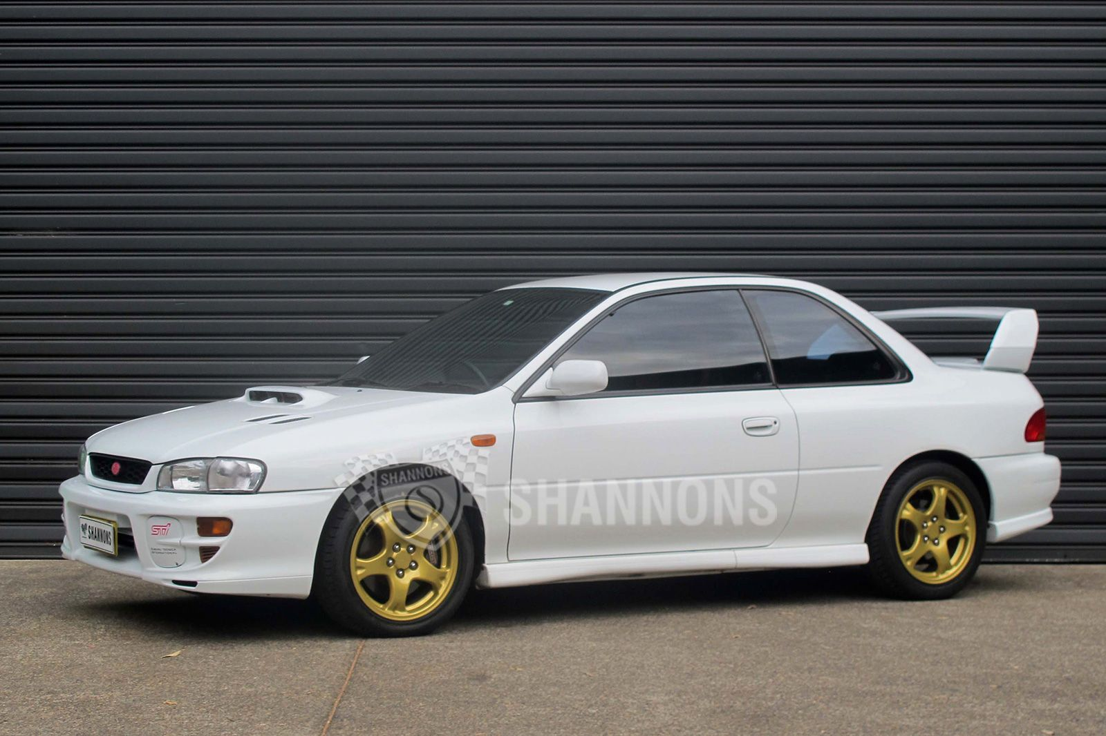 1999 Subaru Impreza WRX STI Version 5