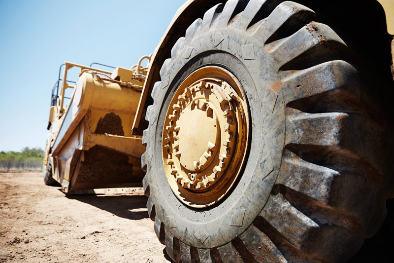 Mining -tyre
