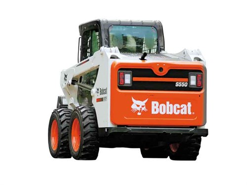 Bobcat -M2-Series -S550-skid -steer -loader