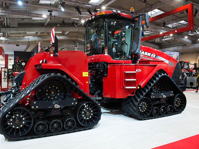 Case IH Quadtrac 540 CVX tractor