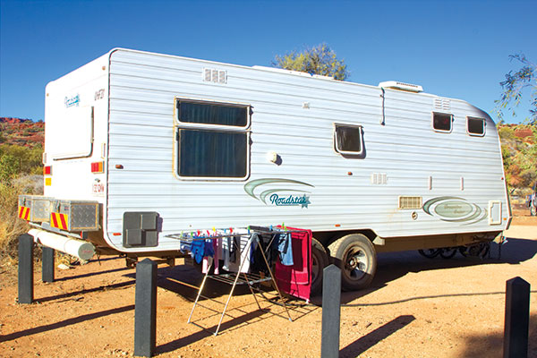 Roadstar -caravan -at -a -campsite