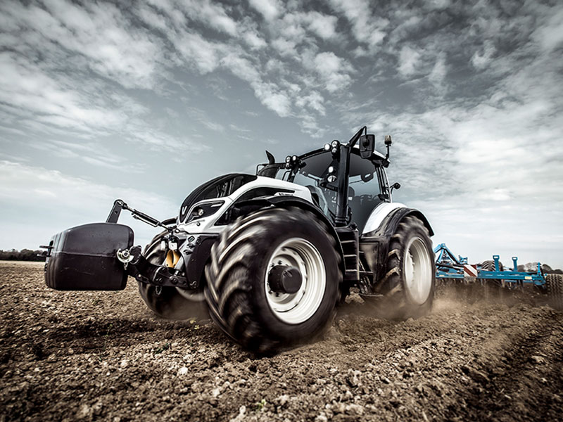 The Valtra's T254 Versu has been awarded the Tractor of the Year