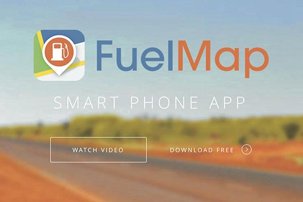 Fuel -Map -app