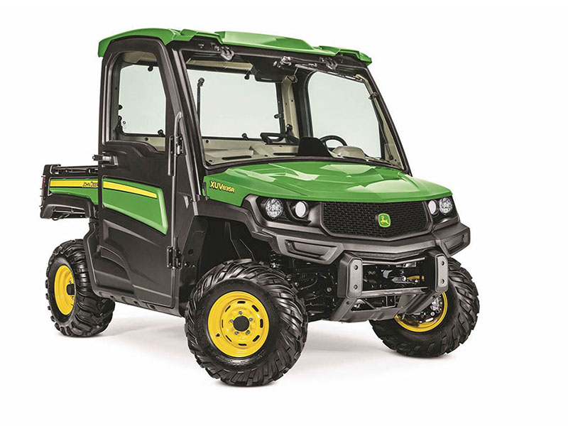 John Deere Side By Side >> John Deere Introduces New Gator Xuv Utv