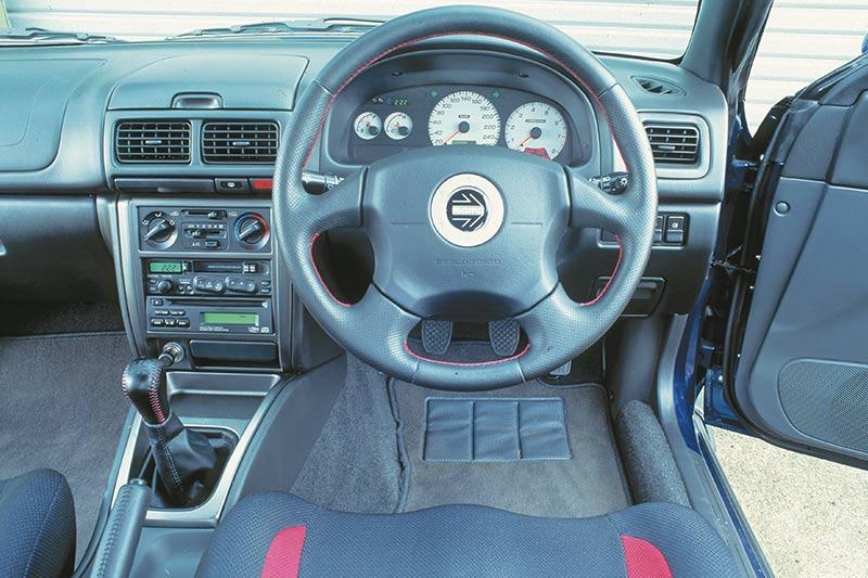 Subaru -wrx -interior -2