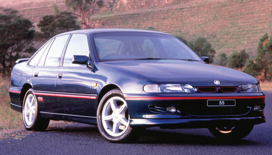 Holden -commodore -vs