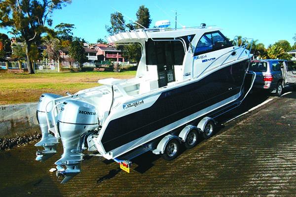 Sailfish 2800 Platinum 8