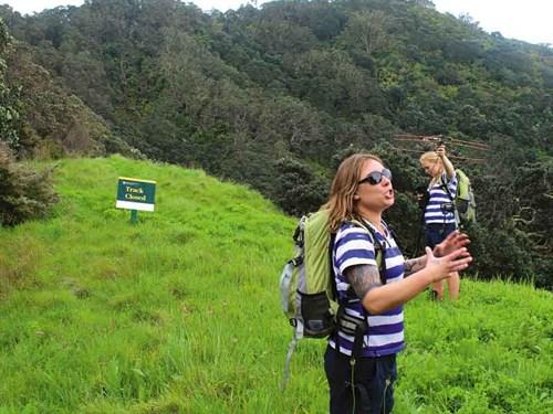 Kiwi -tracking