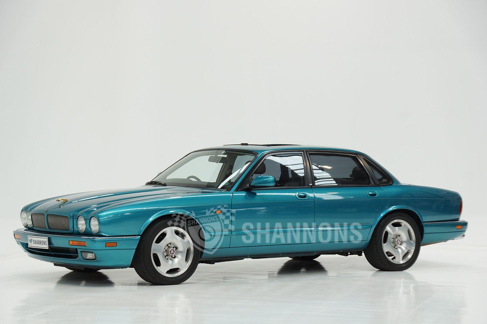 1994 Jaguar XJ-R