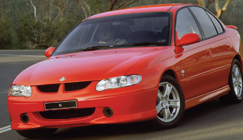 Holden -vx -commodore