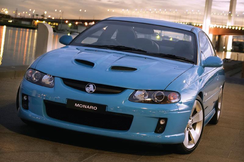 Holden -v 2-monaro