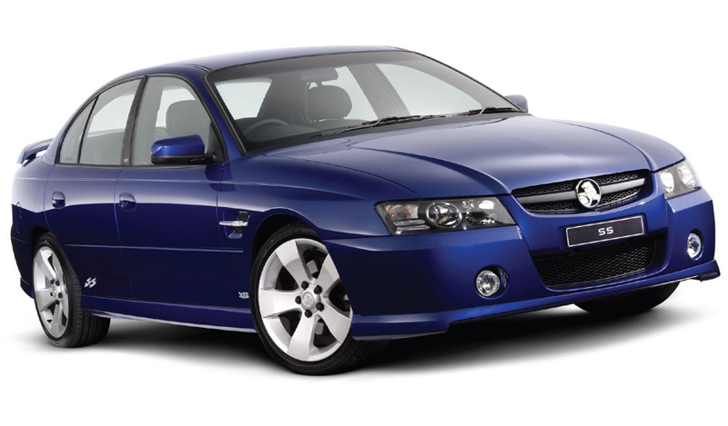 Holden -commodore -vz -2