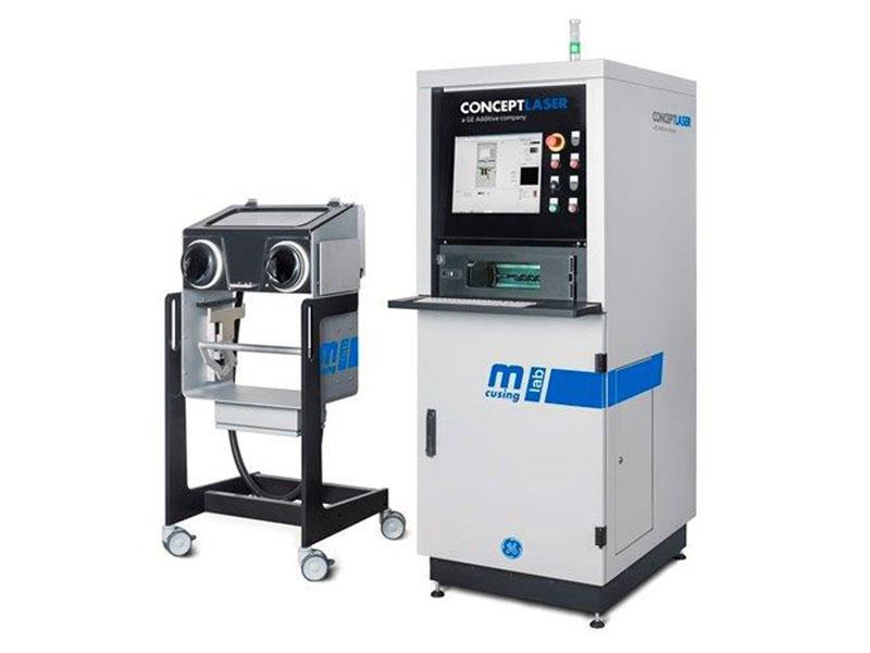 GE Concept Laser Mlab Cusing 200R 3D metal printer