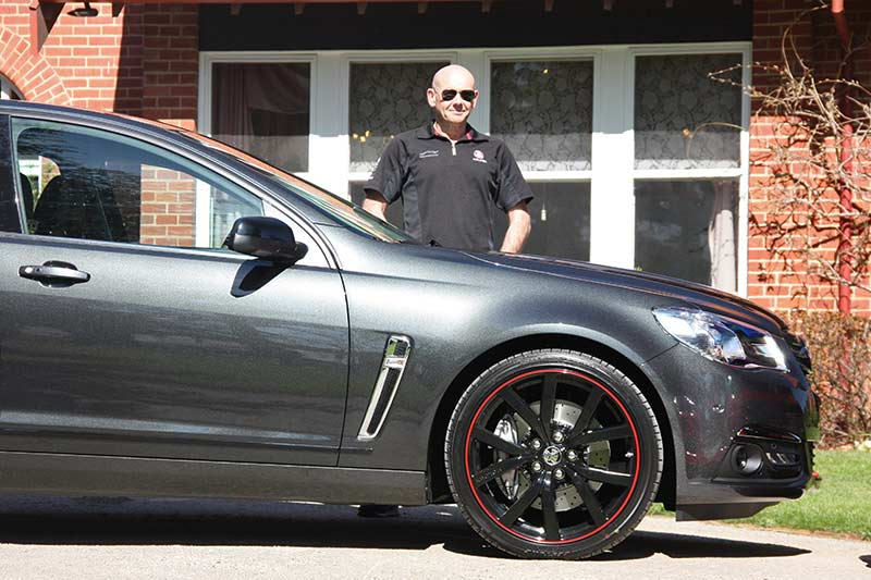 Holden -commodore -director -brendan -patullo