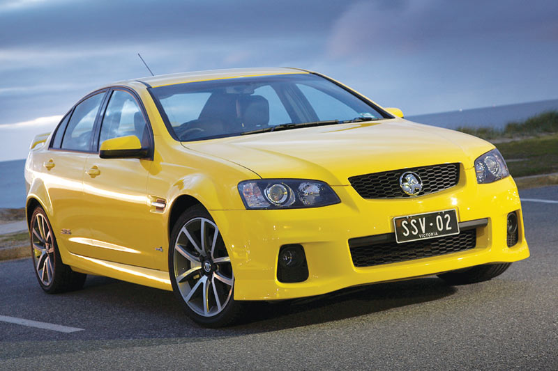 Holden -commodore -ve -2