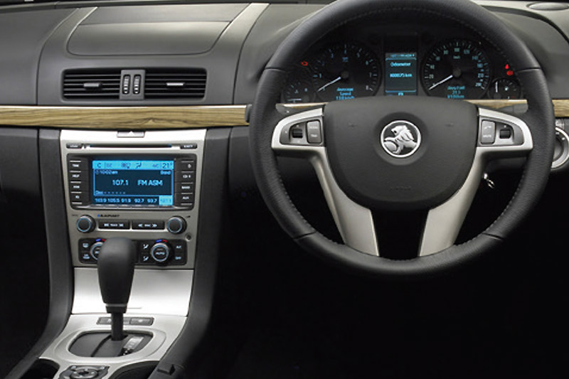 Holden -commodore -ve -interior