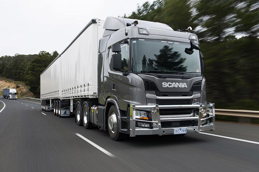 Scania New Truck Generation Australian launch in 2018 | News