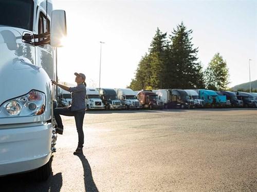 Women -trucks