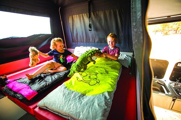 Cub Campers Frontier 12