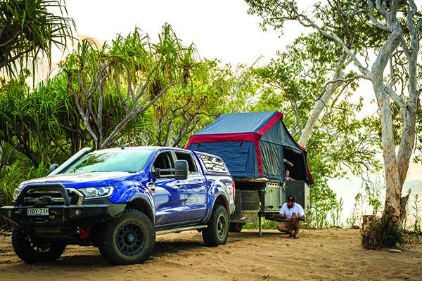 Cub Campers Frontier 4