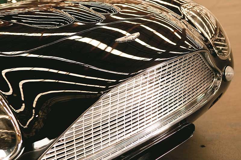 Aston -martin -grille