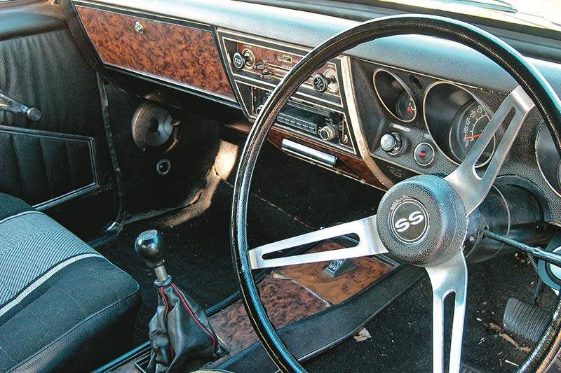 South -african -monaro -interior
