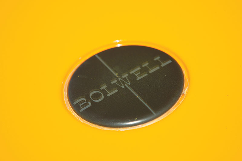 Bolwell -badge