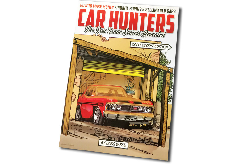 Car -hunters -book