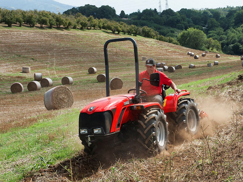 November sales of under-40hp tractors were up 22 per cent on the previous month
