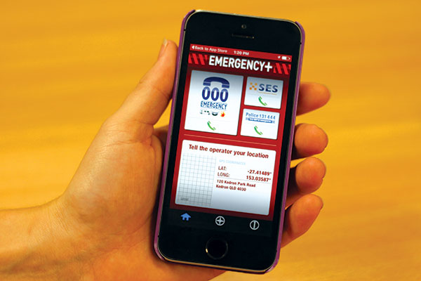Emergency +-app