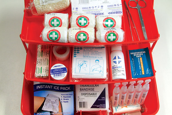 First -aid -kit