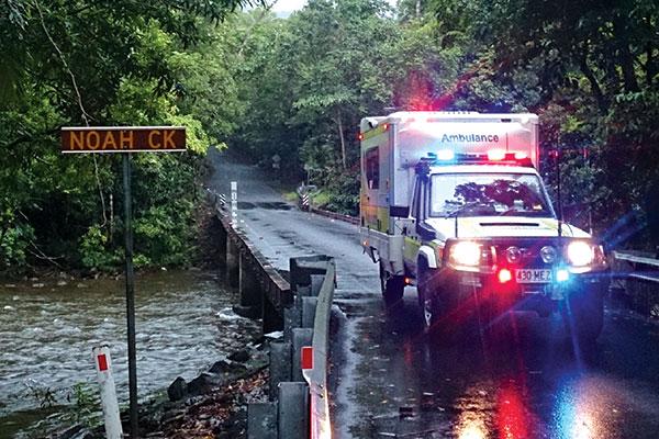 Ambulance -car -on -the -road -at -Noah -Creek