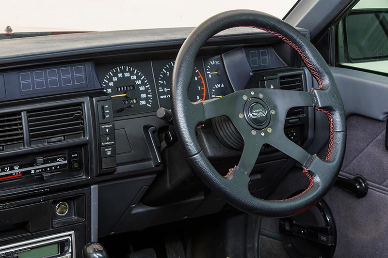 Nissan -skyline -dash