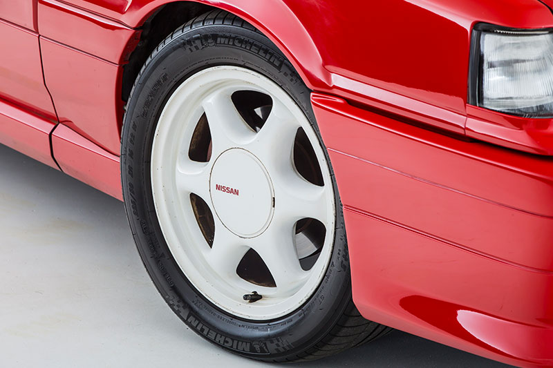 Nissan -skyline -wheel