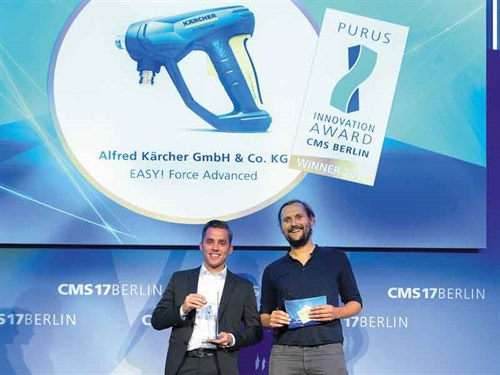 Karcher _Easy Forcetech _Equipment -Award -(1)