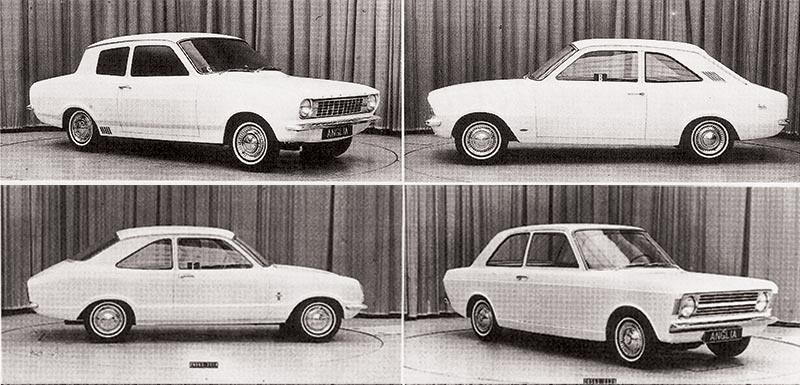Ford -escort -ideas