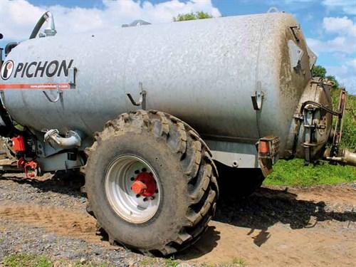Flotation -tyres
