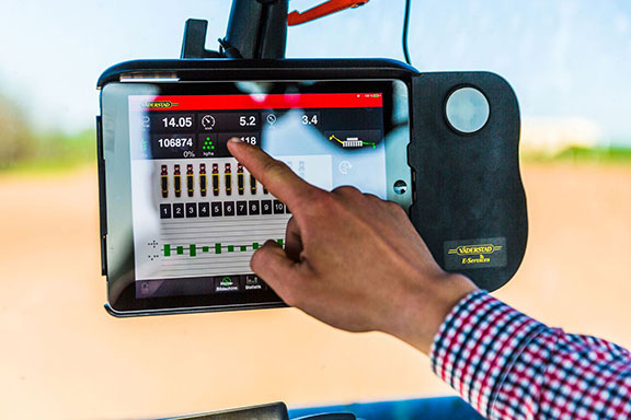 The Vaderstad E-Control