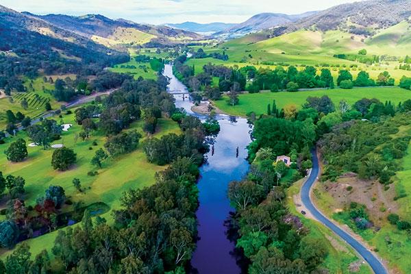 Tumbarumba -NSW
