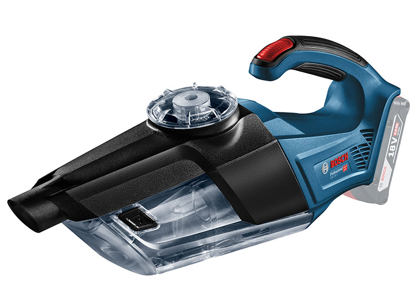 The Bosch GAS 18V-1 is perfect for tradies