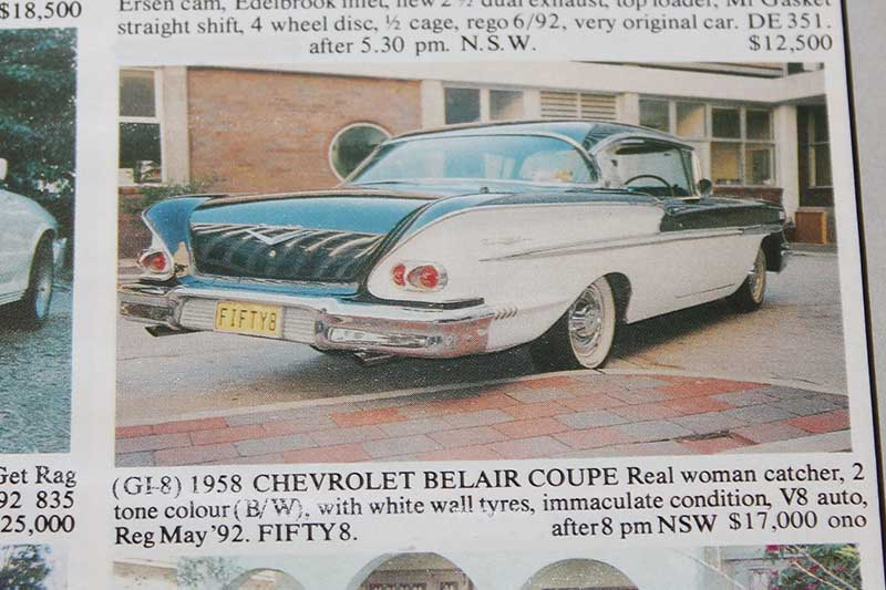 Chev -bel -air