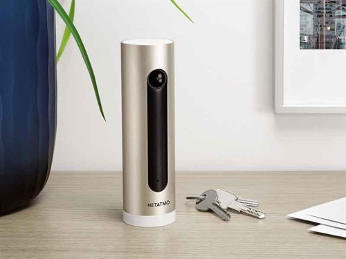 Netatmo -Welcome -Camera -1