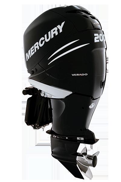 Mercury -Verado -200-engine