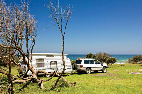 Blue -Sky -caravan
