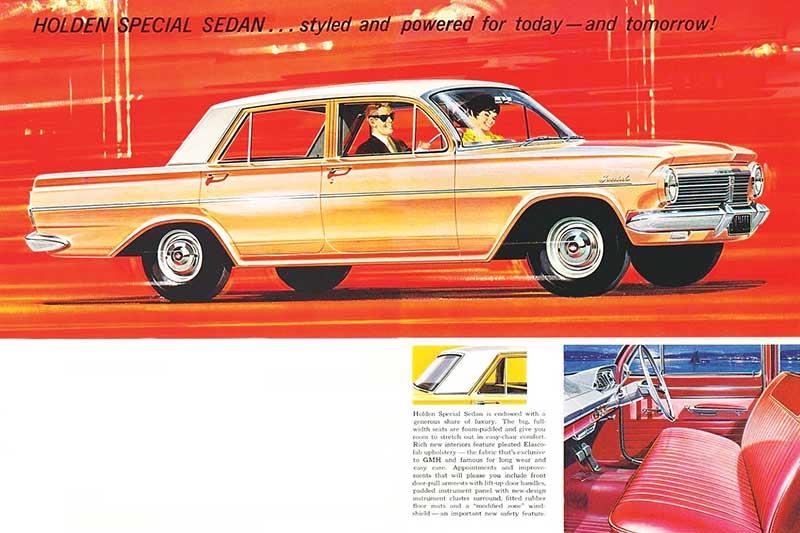 Holden -special -sedan