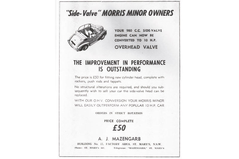 Morris -minor