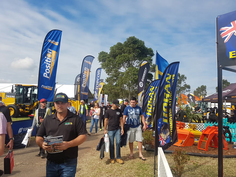 Diesel, Dirt and Turf Expo 2018