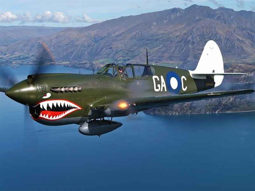 Win a chance to see Warbirds over Wanaka International