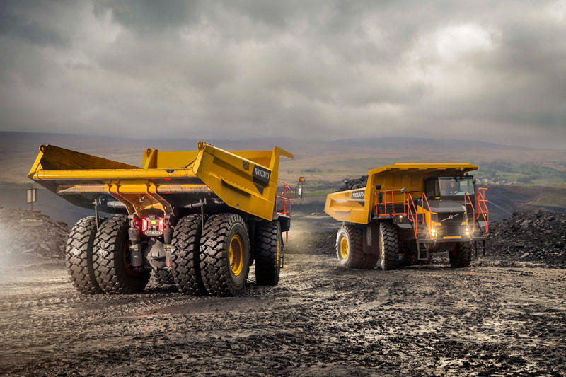 Volvo -rigid -haul -trucks