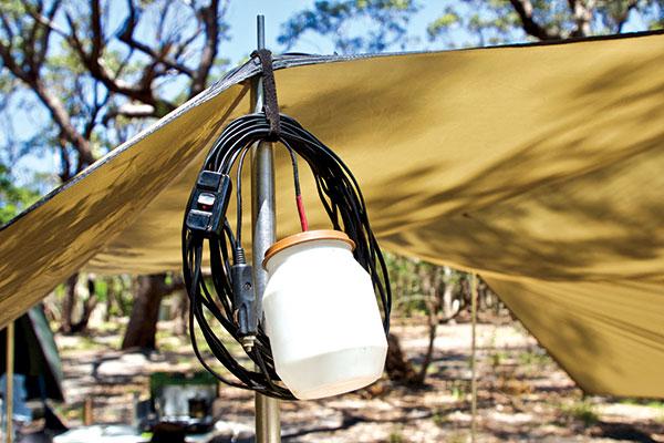 Portable -12V-camping -light